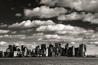 New York City B&W